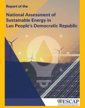 P11 National Sustainable Energy Strategy Lao Cover